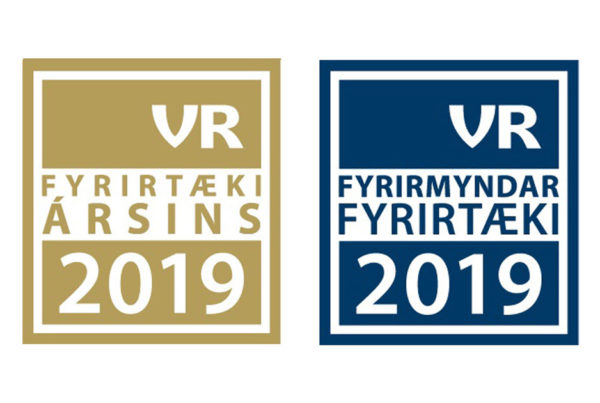 VR Fyrirtæki ársins 2019