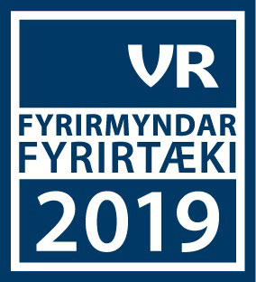 VR Fyrirmyndarfyrirtæki 2019